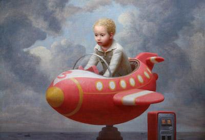 Pintura d'Aron Wiesenfeld