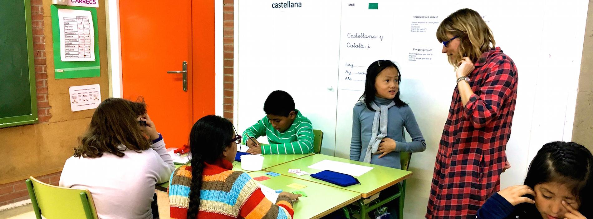 tallers-creativitat-Contes-de-Mantega-de-Llet-de-Vaca-Suïssa-sandra-gomez-ajuntament-sant-cugat-escoles