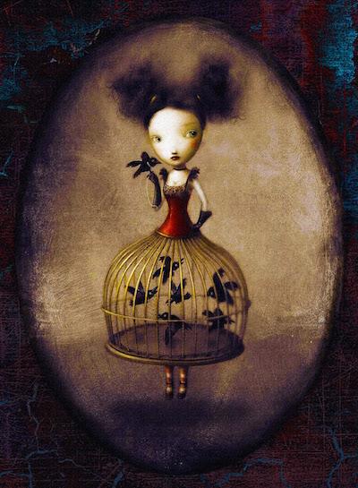 Il·lustració de Nicoletta Ceccoli