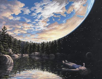 Pintura de Rob Gonsalves