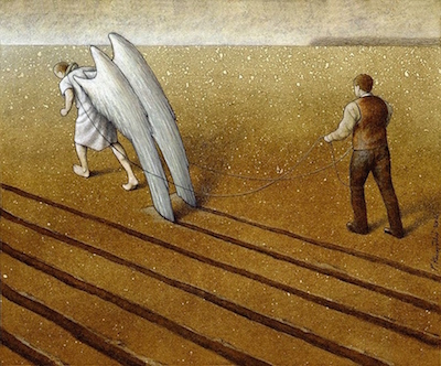 Il·lustració de Pawel Kuczynski